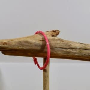 Bracelet Jonc en Liberty Capel A