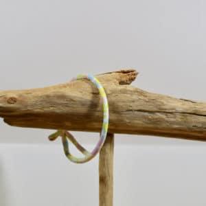 Bracelet Jonc en Liberty Wiltshire Bonbons