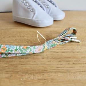 Lacet 67 cm en Liberty Poppy Forest Rainbow