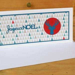 Carte Bon Cadeau Joyeux Noël