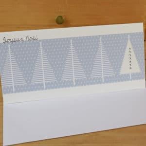 Carte Bon Cadeau Sapins