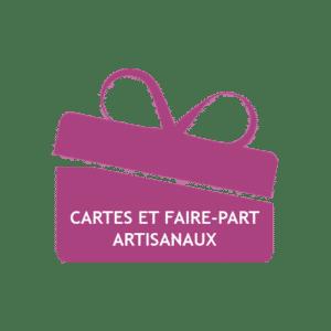 Coffret Carte et Faire-part artisanaux